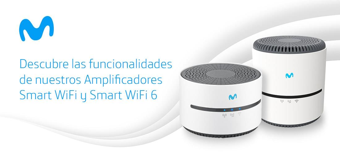 Telefónica reinvents the connectivity of the Hogar Movistar with the new Smart WiFi 6 Amplifier